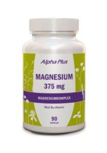 Magnesium complex från Alpha Plus