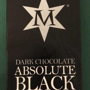 Absolute black Mörk choklad