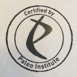 Certifierad av Paleo Institute