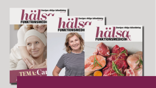 tidningen hälsa & funktionsmedicin