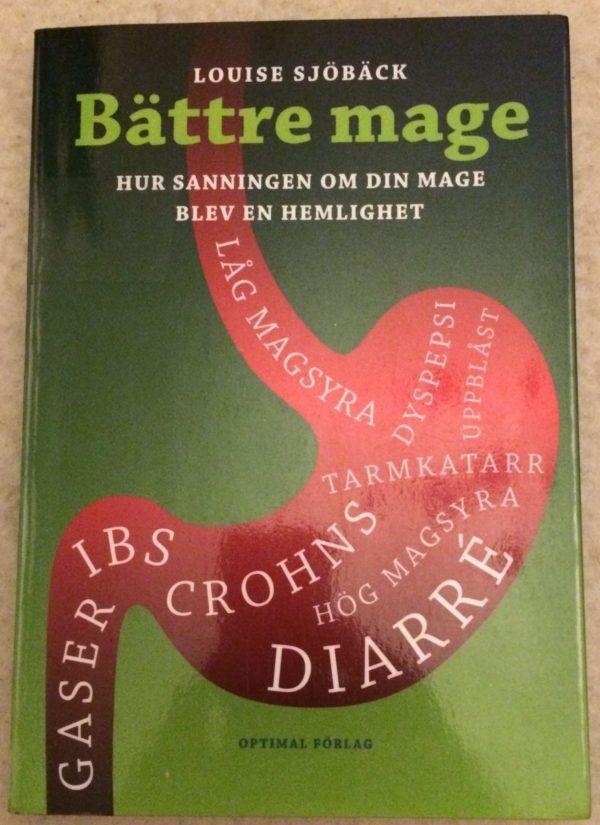 Boken Bättre mage