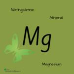 Näringsämne Magnesium Mg